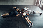 Fitness groups makes exercising more fun