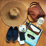 The tourist's essentials