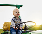 Getting an early start in the farming business