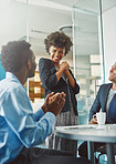 Humour in the workplace can increase employee engagement