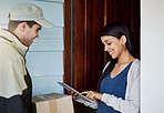 Handling deliveries more efficiently