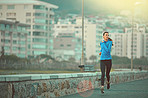 Run to keep fit
