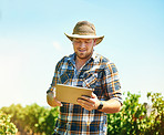 Digital information helped me to optimize my harvest yields