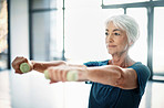 Age is no excuse to slack on your health
