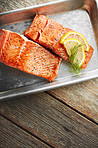 Eating fish regularly can be very beneficial for your health