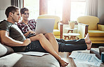 Great financial planning afforded them this comfortable lifestyle