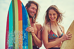Surfing can do wonders for your relationship