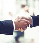 Let's make this partnership successful