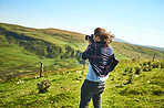 Let your camera and nature guide you