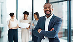 Great leaders create and nurture other leaders
