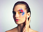 Make a statement with your makeup