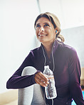 Water is the best nutrient during your workout