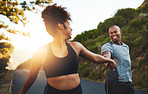 Exercising make us all happier