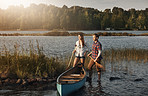 Why canoe alone when you can do it together?