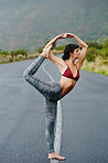 Stretch in search of a better you