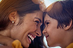 When learning to love, nobody's a greater teacher than mom