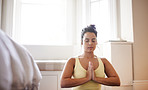 Start the day with the right mindset by meditating