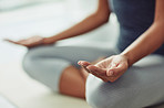 You will receive peace by doing yoga