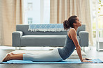 Yoga will train your body to be flexible