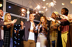 Add some glimmer to your life by grabbing a sparkler