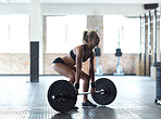 Get stronger, get fit, challenge yourself, stay away from timid