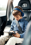 Kids apps built for backseat travel