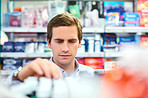 Looking for the right medication to treat his problem