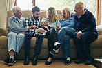 It's been a relaxing family get-together