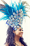 Every samba queen needs a crown