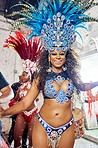 Nothing says Rio like samba