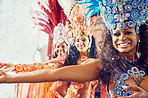 The Rio Carnival, a feast for all the senses