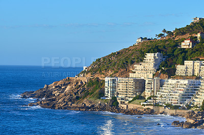 Buy stock photo Clifton, Cape Town, South Africa