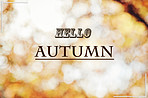 Hello Autumn, great to have you back