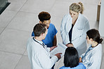 Deciding on the best way forward for their patients