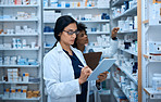It takes a team to achieve the pharmaceutical dream