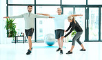 Make exercise part of your daily routine