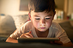 The online world is as fascinating for kids