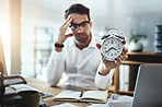 Poor time management will land you in the deep end