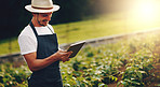 Ditching the gardener's manual and going digital