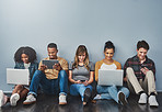 The technology conscious generation