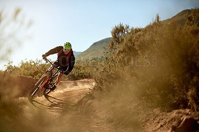 Mountain biking added so much excitement in my life