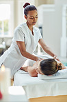 Be good to yourself and book a full body massage