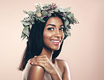 Wearing nature's crown