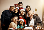 Family puts the merry into Merry Christmas