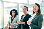 Women in business are powerful