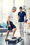 The senior years don't have to be the sedentary years