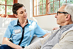 Effective communication can be said to be the cornerstone of caregiving