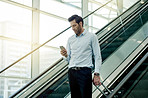 You can plan your business travel on your device