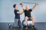 Rehab is important as you get older