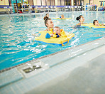 Sign up for baby swimming lessons!